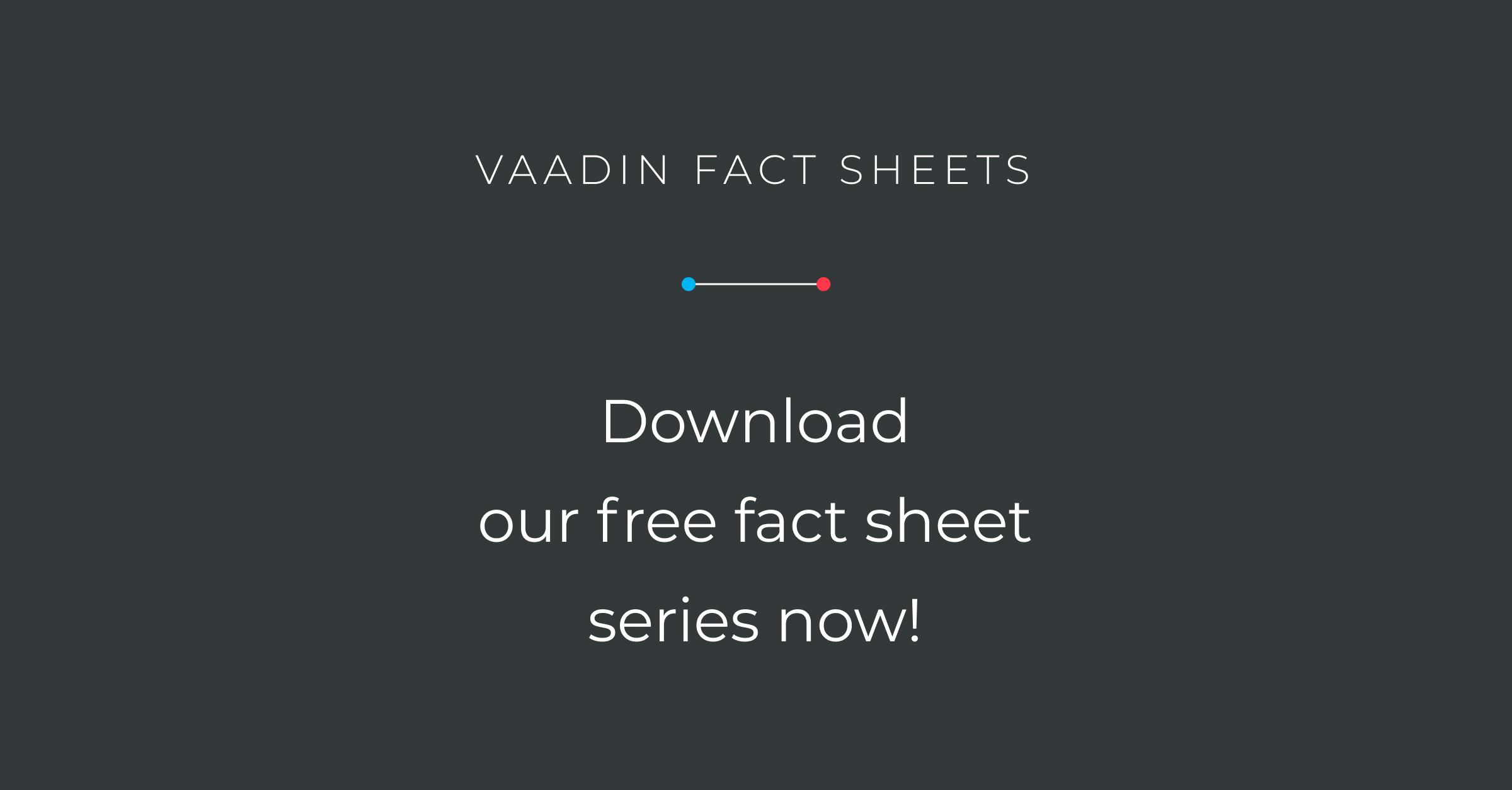 Data Sheet Series
