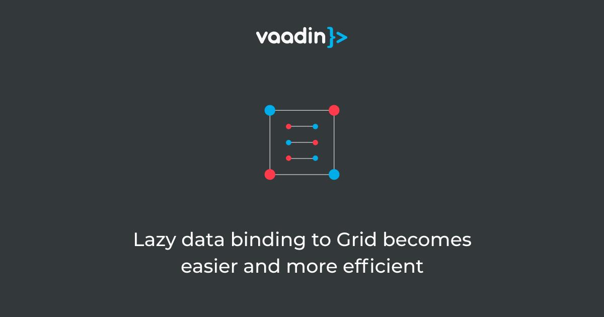 Data-binding-grid-efficient