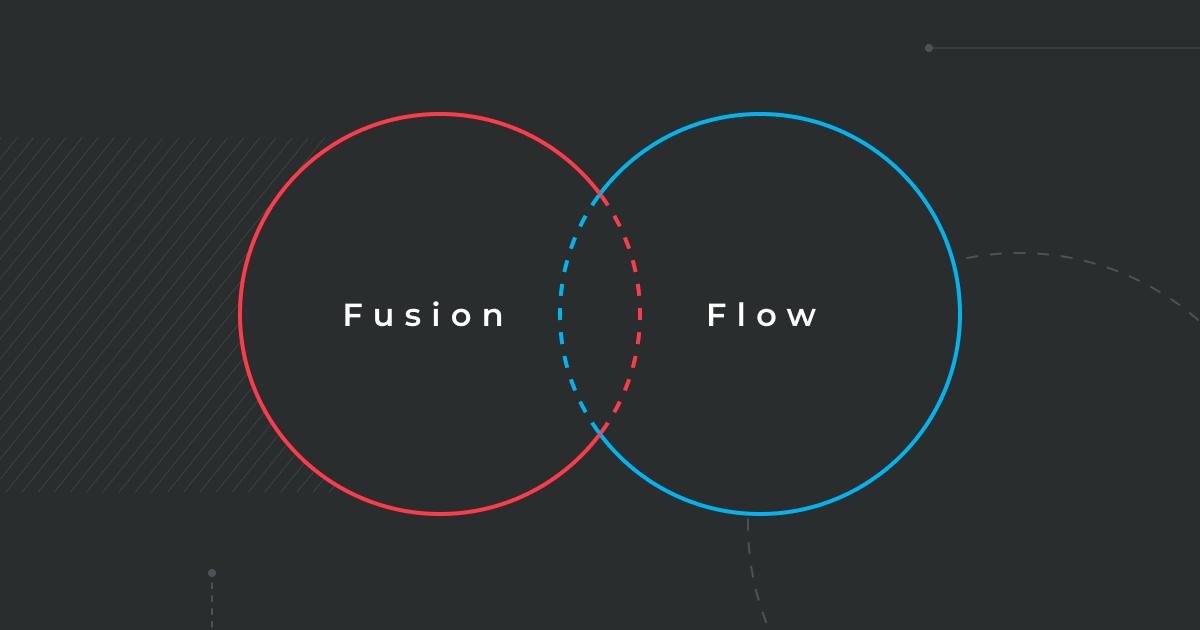 Flow-fusion