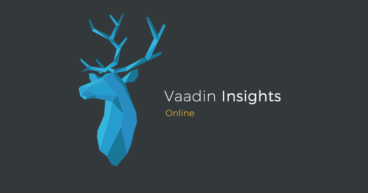 Vaadin Insights Online (1)