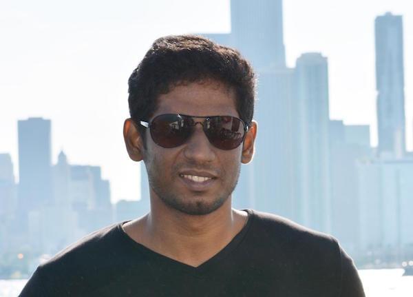 Anand Aravindan