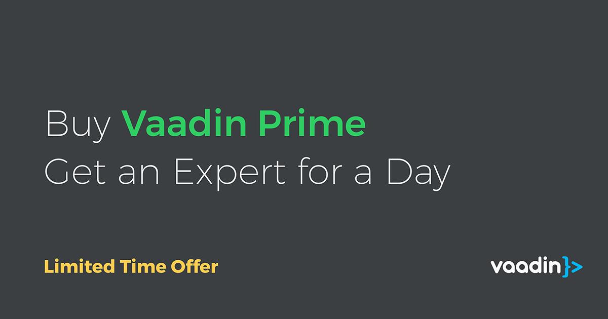 Limited Time Offer Prime