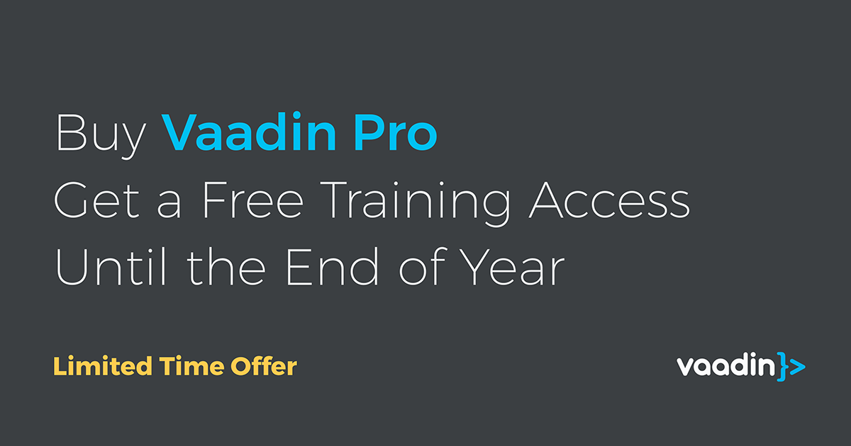 Limited time offer Pro with Training