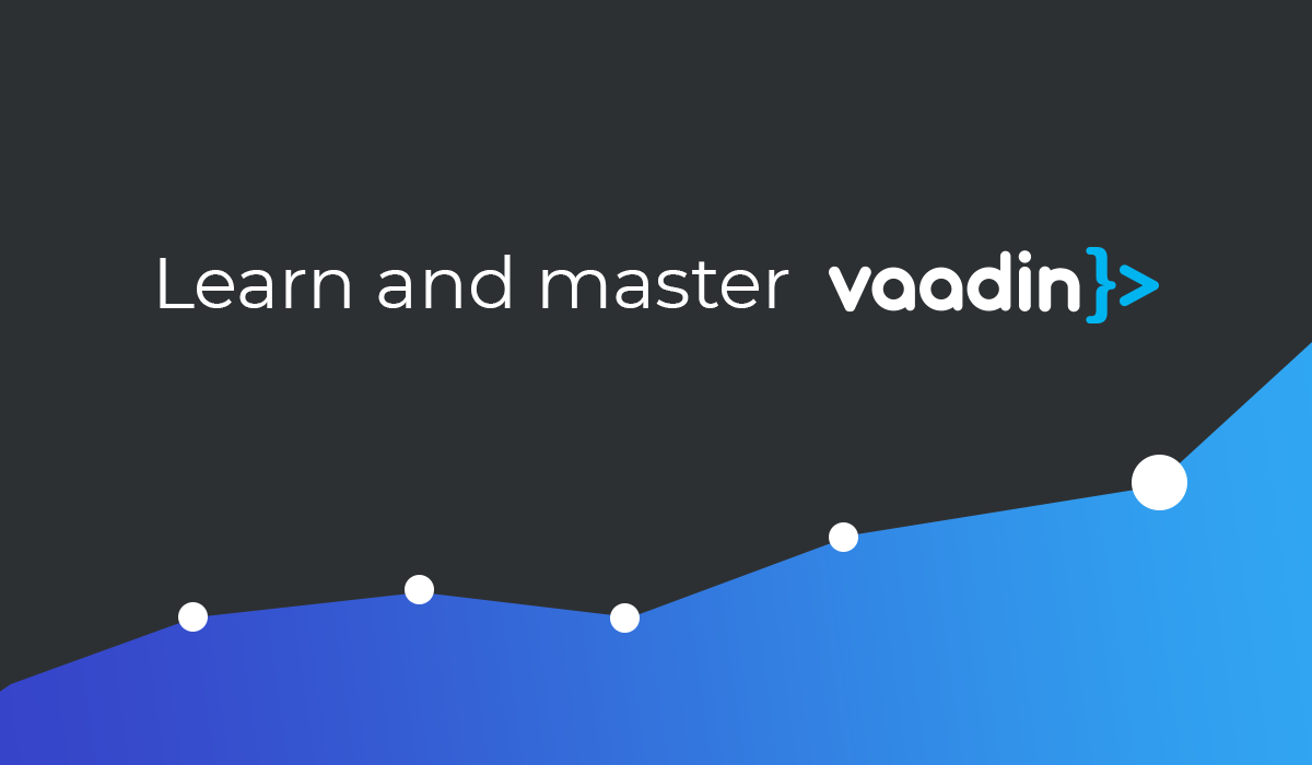 Learn Vaadin and related technologies with the new tutorials page