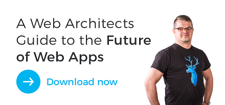 A Web Architects Guide to the Future of Business Web Apps