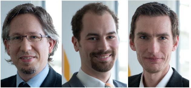 Oliver Damm, Axel Meier, Sebastian Rothbucher