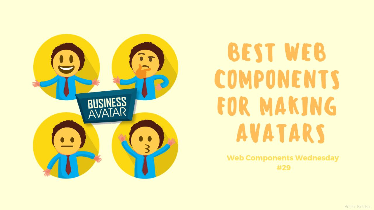 avatar web components thumbnail