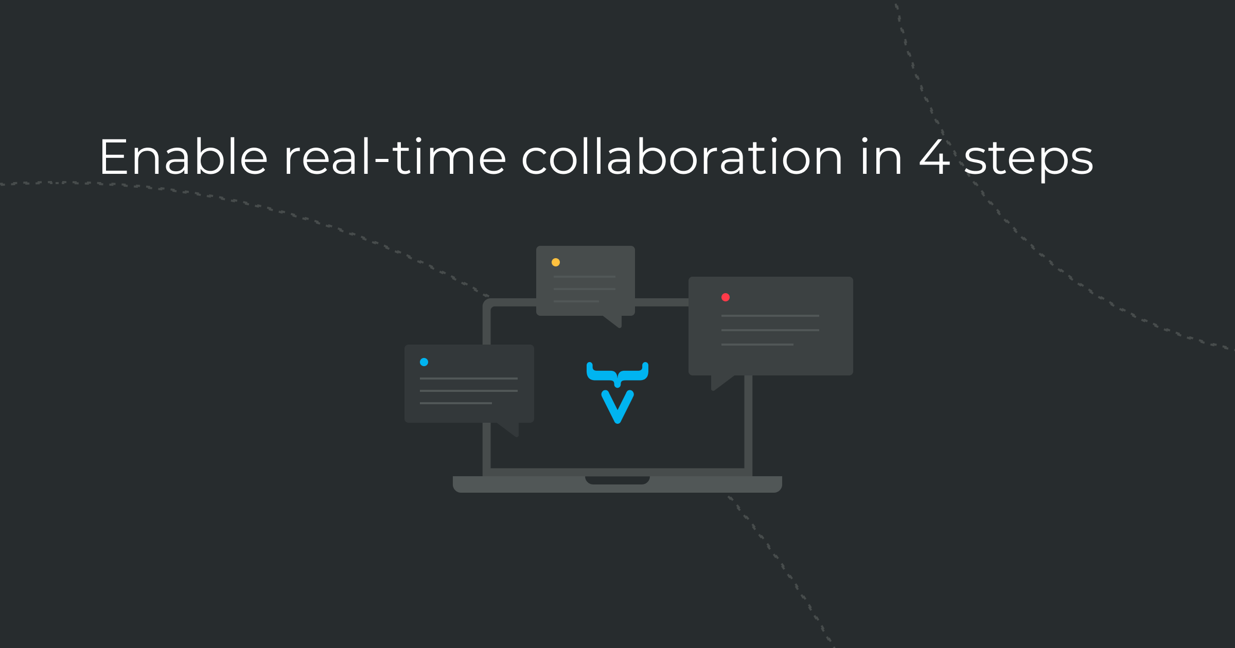 Collaboration Engine feature image 4 steps