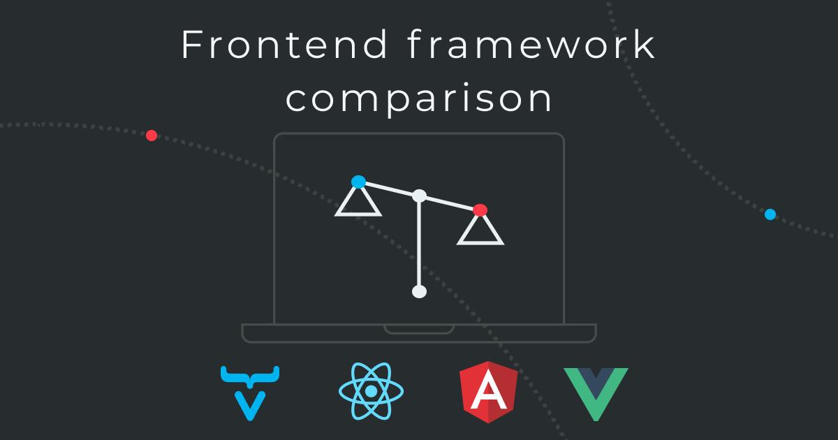 Framework comparison tool