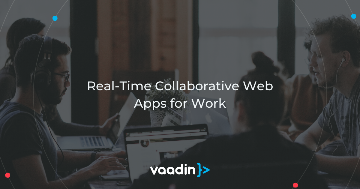 Feature image for real-time collaborative web apps for work blog