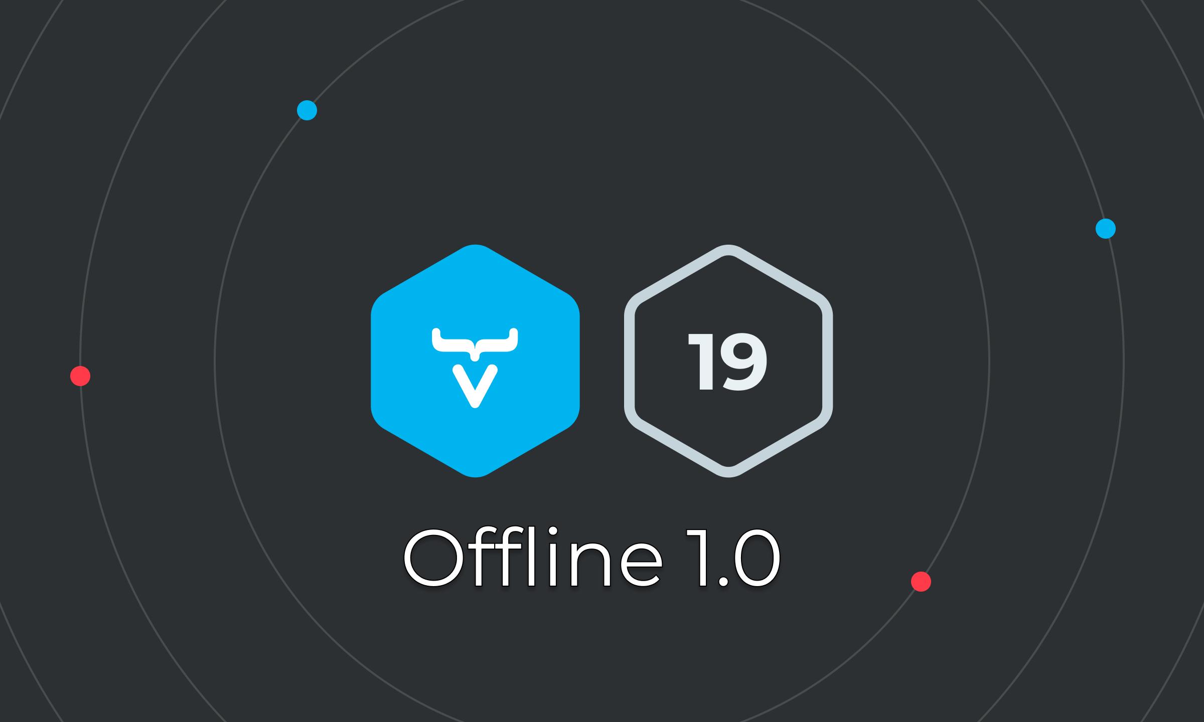 Vaadin Fusion 19 - offline support