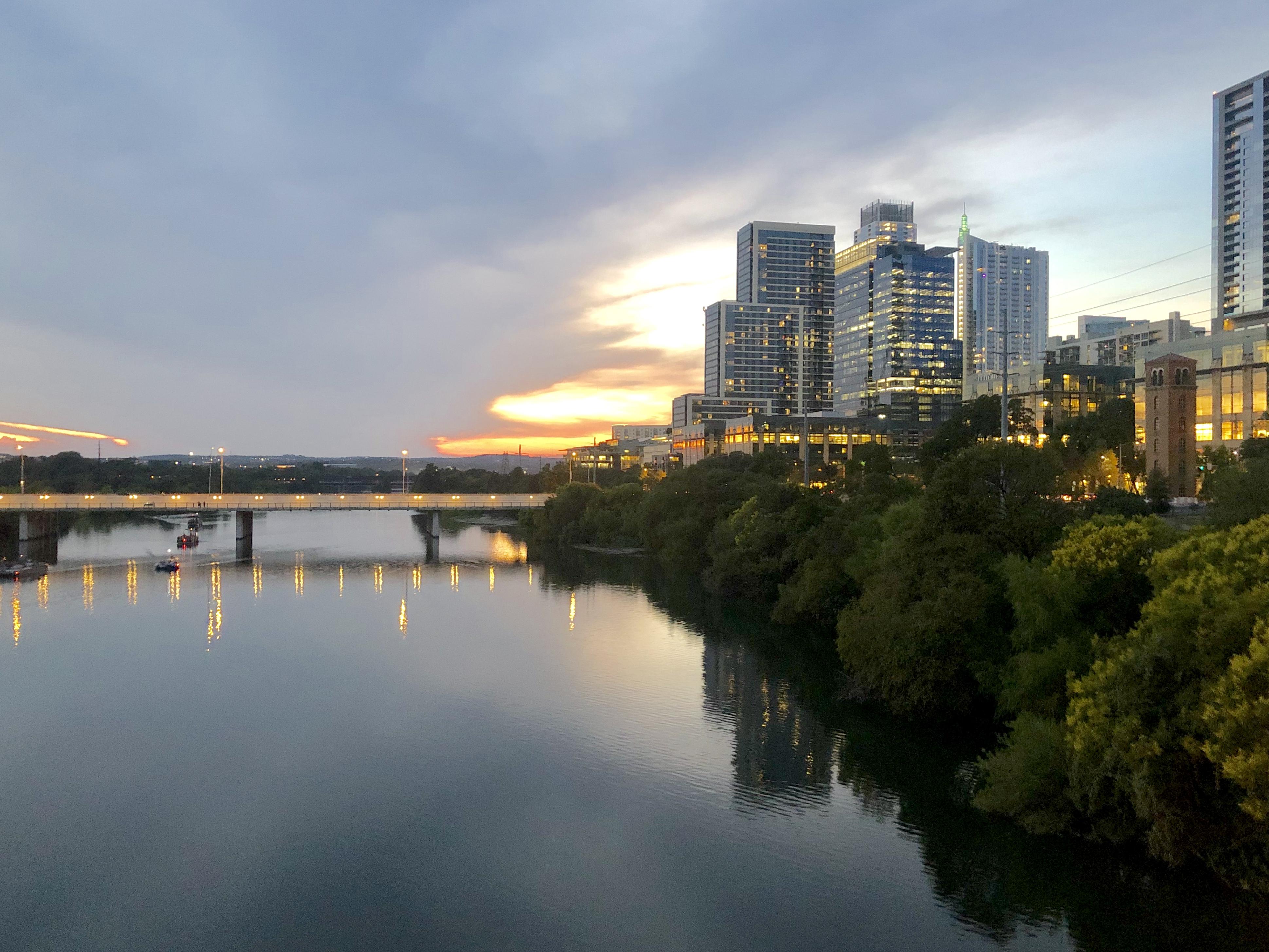 Photo of Austin, Texas by the Vaadin team